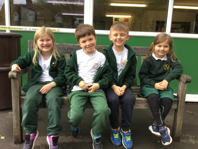 The importance of the Friendship Bench - how can we tell if someone is happy or sad?