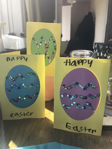 """Gary WINNER """"Easter"""""""
