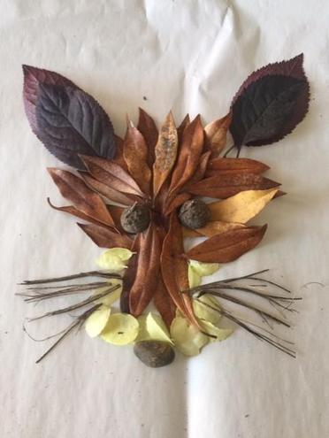 Herbie's leaf fox