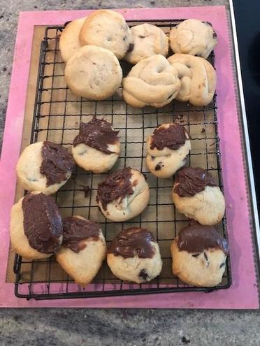 Scrumptious baking OC