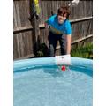 Josh's raft