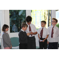 6Newton's - Autumn term assembly