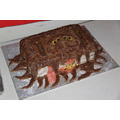 Winning cake - staff