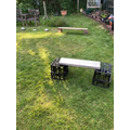 Gethin's obstacle course
