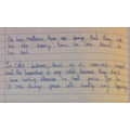 English Journal - character description part 2
