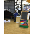Our new role play area