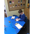 Observational drawing of fruit and veg