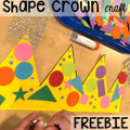 Design and make a crown fir for a king or queen