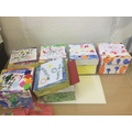 Making 'Happy boxes' for Mental Health Week