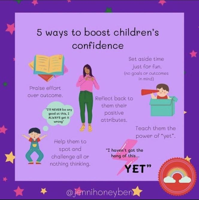 Keeping your little ones positive