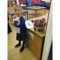 Finding 2D shapes around the school