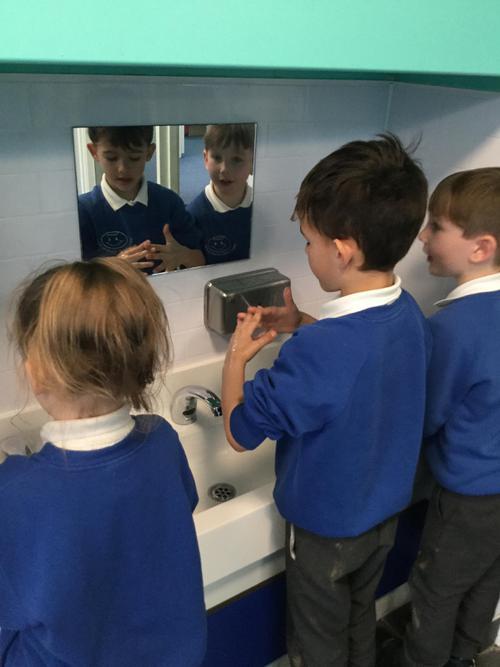 Wash, Wash, Wash your hands..
