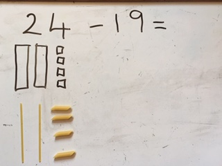 Only draw/create the largest number.