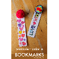 Design your own book mark