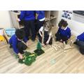 Building rainorests