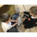 Retelling Owl Babies story