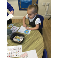 We have been applying our phonic knowledge.