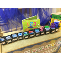 We organise our digit cards and Numicom pieces into the counting pots.