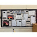 We have compared Old London to Modern London during our Great Fire of London topic.