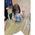 """""""I liked the food. It cost 5p. I had to add 1 and 1 and 1 and 1 and 1."""""""