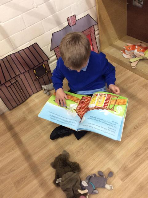Developing book skills
