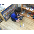 Creating and recording our patterns