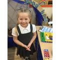 We explored ways to make numbers.