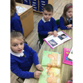 We found out about nocturnal animals.