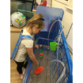 Exploring floating and sinking