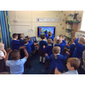 We got twisting with a Bhangra Video Lesson as part of World Music Day!