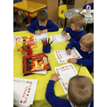 We wrote some facts about Chinese New Year.
