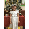 We enjoyed taking one roles to retell the Christmas story.