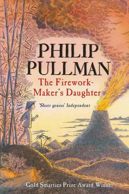 The Firework Maker's Daughter by Phillip Pullman