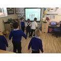 We have enjoyed dancing.