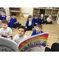 Enjoying a wellbeing story