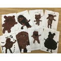 Painting bears