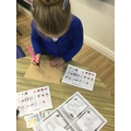 Writing sounds