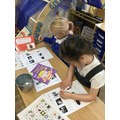 We are completing the red challenge independently.