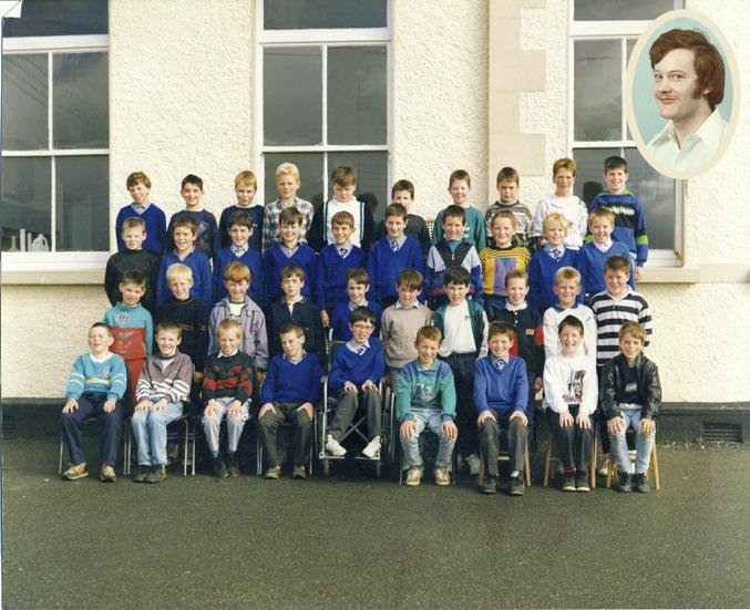 Master Maye (Handsome James and his Class)