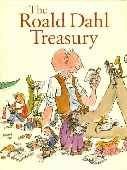 The Roald Dahl Treasury (published in 1997)