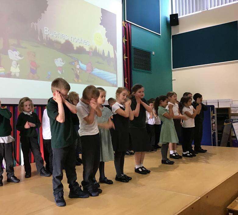 Year Two - Hola Hola (Spain)