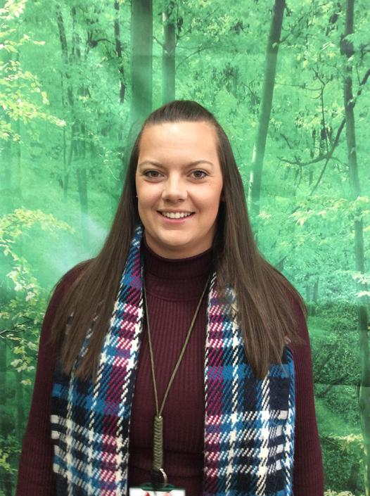 Miss O'Neill - Teaching Assistant Apprentice