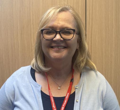 Mrs Brooker - Family Liaison Officer