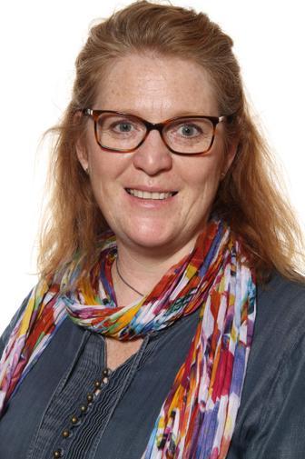 Mrs Zucchi - Reception Teacher