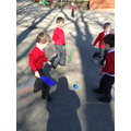 Golden time outside!