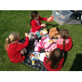 Coronation Park for our Teddy bears picnic