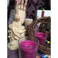 Our Lenten Prayer Area
