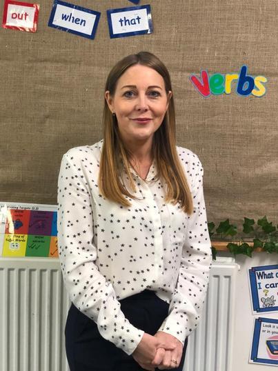 Mrs Baldwin -  Lindisfarne (Year 2) Teaching Assistant