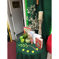 Our Prayer Area for Ordinary Time