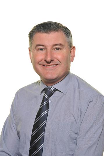 Mr Harrison - Head Teacher